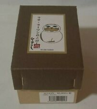 Lisa Larson MIA Cat Wooden Figure doll Kokeshi from JAPAN New F/S