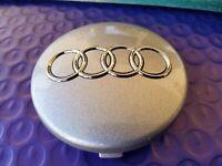 OEM by Audi Quattro Alloy Center Wheel Cap  4B0601170  7ZJ 🇺🇸 Seller! 60mm