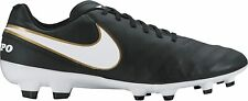 NIKE Tiempo Genio II Leather FG Men's Football Boots | UK9 US10 | 100% Deadstock