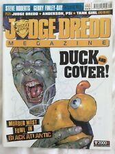 Judge Dredd Megazine Issue 278 09/12/08 (2000ad) Tank Girl