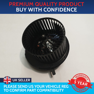 BLOWER TO FIT AUDI A3 TT SEAT LEON SKODA OCTAVIA VW CADDY MK3 MK4 GOLF MK5 MK6