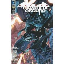 BATMAN 25 - IL CAVALIERE OSCURO (NUOVA SERIE) - RW LION - NUOVO