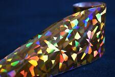 10 20 30 40 50 x Nail Art Wrap Transfer Foils, Glitter Sticker Polish Manicure