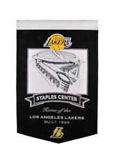 LOS ANGELES LAKERS STAPLES CENTER - STADIUM BANNER