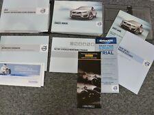 2012 Volvo C30 Hatchback Owner Owner's Manual T5 Premier Plus R-Design Platinum