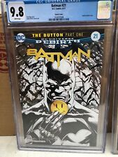 BATMAN # 21 Comic C2E2 Retailer SUMMIT Sketch VARIANT Cover Rebirth Cgc 9.8