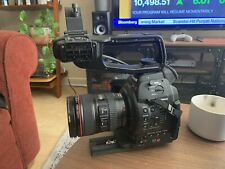 Canon C100 Camcorder -  Black - Body Only