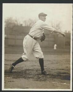 1910's Bob Jones Detroit Tigers 3B-Vintage Baseball Photo