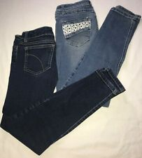 Girls Skinny Jeans Size 10, Lot of 2 pair, Joes , Beautees