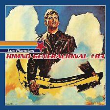 SINGLE EP LOS PLANETAS HIMNO GENERACIONAL #83 VINILO REEDICION 2015