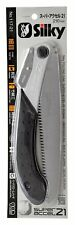 SILKY Japan 117-21 SUPER ACCEL 21 210mm Folding Saw - Fine Teeth