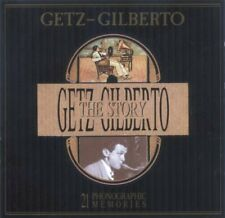 Astrud Gilberto - GILBERTO, GETZ-The story - Astrud Gilberto CD J0VG The Cheap
