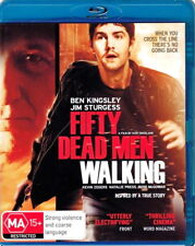 Fifty Dead Men Walking - True Story / Violence - Jim Sturgess - NEW Blu-Ray