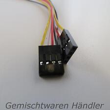 Shield 4 polig Sensor Kabel iic i2c flexibel flexible jumper wires wire rm 2,54