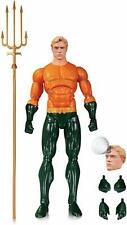 """DC Collectibles Dc Comics Icons Aquaman Deluxe 6"""" Action Figure / NEW IN BOX"""