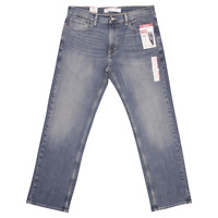 Levi Strauss Men's Blue Signature Relaxed Denim Jeans (S61)