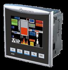 UNITRONICS PLC V350-35-TR34 WITH  COLOR TOUCHSCREEN HMI