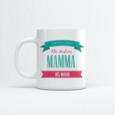 Tazza Personalizzata, Gadget Festa della Mamma