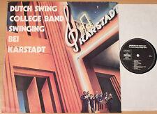 THE DUTCH SWING COLLEGE BAND - Swinging bei Karstadt  (DSC, D 196x / LP vg++/m-)