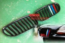 Glossy Black with M color BMW 03~08 E85 E86 Z4 convertible/coupe front grills ◎
