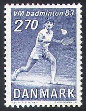 Denmark 1983 Sports/Games/Badminton World Championships 1v (n29006)