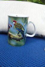 Lovely Rosella  Ceramic Mug.
