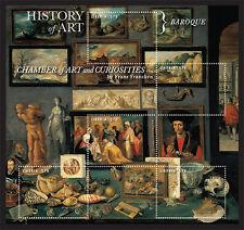 Libera- 2013 History of Art Stamp- sheetlet of 5 SC#2854