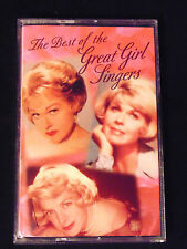 The Best of the Great Girl Singers Welk Music Group Cassette