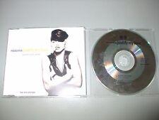 Madonna - Justify my Love - William Orbit Remix (CD) 3 Tracks - Mint - Fast Post