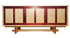 MODERN SIDEBOARD CREDENZA IN MAPLE