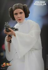 HOT TOYS 1/6 STAR WARS EPISODE IV MMS298 PRINCESS LEIA MASTERPIECE ACTION FIGURE