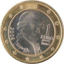 Pièces euro pour 1 euro année 2006