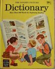 Vintage+Fun-to-Learn+Golden+Book+%7E+THE+GOLDEN+PICTURE+DICTIONARY+%7E+A100100