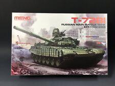 Meng Model TS-033 1/35 Russina T-72B1 Main Battle Tank