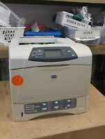 HP LaserJet 4300n Workgroup Monochrome Laser Printer.