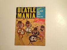 New ListingThe Beatles, Beatlemania Magazine, 1964, Color & B&W Photos