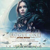 MICHAEL GIACCHINO - ROGUE ONE: A STAR WARS STORY OST  CD NEU