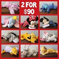 *Pick 2 for $90* Disney Parks Sleeping Dream Friends Plush Pillow Doll Mickey