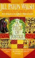 Piece of Justice by Paton Walsh, Jill