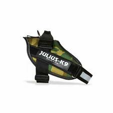 Julius-K9 IDC® Power Dog Harness Strong Adjustable Camauflage Size 4