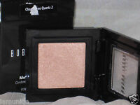 NIB Bobbi Brown METALLIC  eye  shadow, CHAMPAGNE QUARTZ #2
