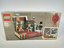 LEGO A Christmas Carol Charles Dickens Limited Edition 40410 *BRAND NEW!*