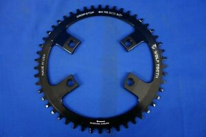 Wolf Tooth 50t Drop-Stop Chainring - Shimano Asymmetric 110mm BCD 9100 9000 8000