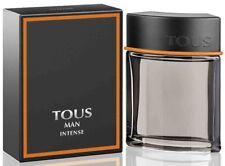 TOUS MAN INTENSE by Tous for Men 3.4 oz 3.3 edt New In Box