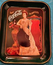 Coca-Cola Numbered 75th Anniversary Commemorative Metal Tray
