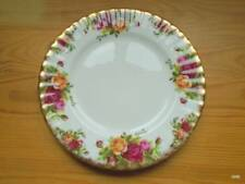 ROYAL ALBERT OLD COUNTRY ROSES  - SIX SALAD/LUNCH PLATES