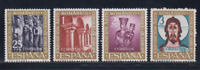 SPAIN - ESPAÑA (1961) MNH - SC SCOTT 1004/07 COUNCIL OF EUROPE