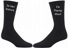 X Box Socks Novelty Socks - Stocking Filler - Birthday Fun Gift.