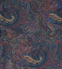 2 Ralph Lauren Floral Paisley ruffle pillow case Shams Standard Size