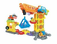 VTech Baby Toot-Toot Drivers Construction Site Educational Activity Game